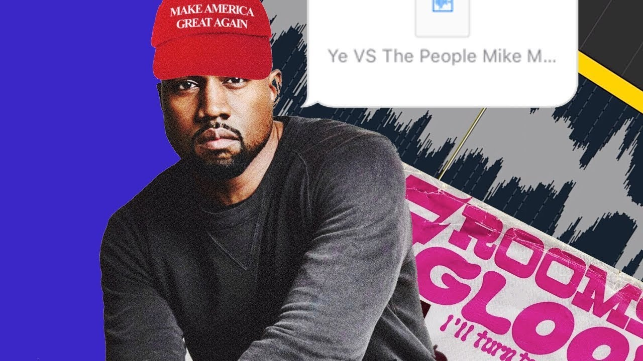This is the sample Kanye West used in YE VS. THE PEOPLE Ft. T.I.