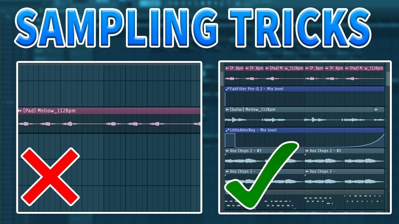 Sampling Tricks To Make Your Beats More Interesting!
