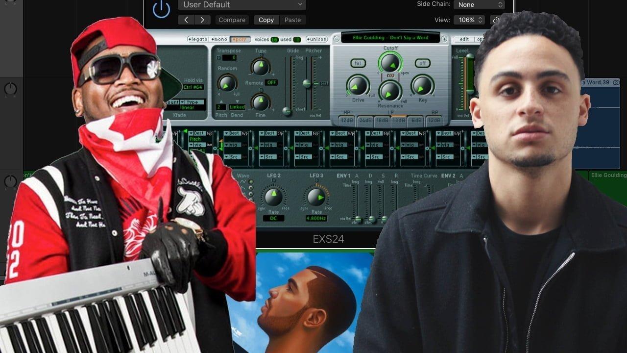 How to sample like Boi-1da + Jordan Evans (Drake – Pound Cake)