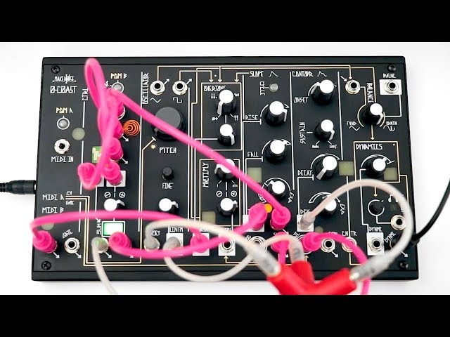 0-COAST SYNTHESIZER: Weird & Wonderful