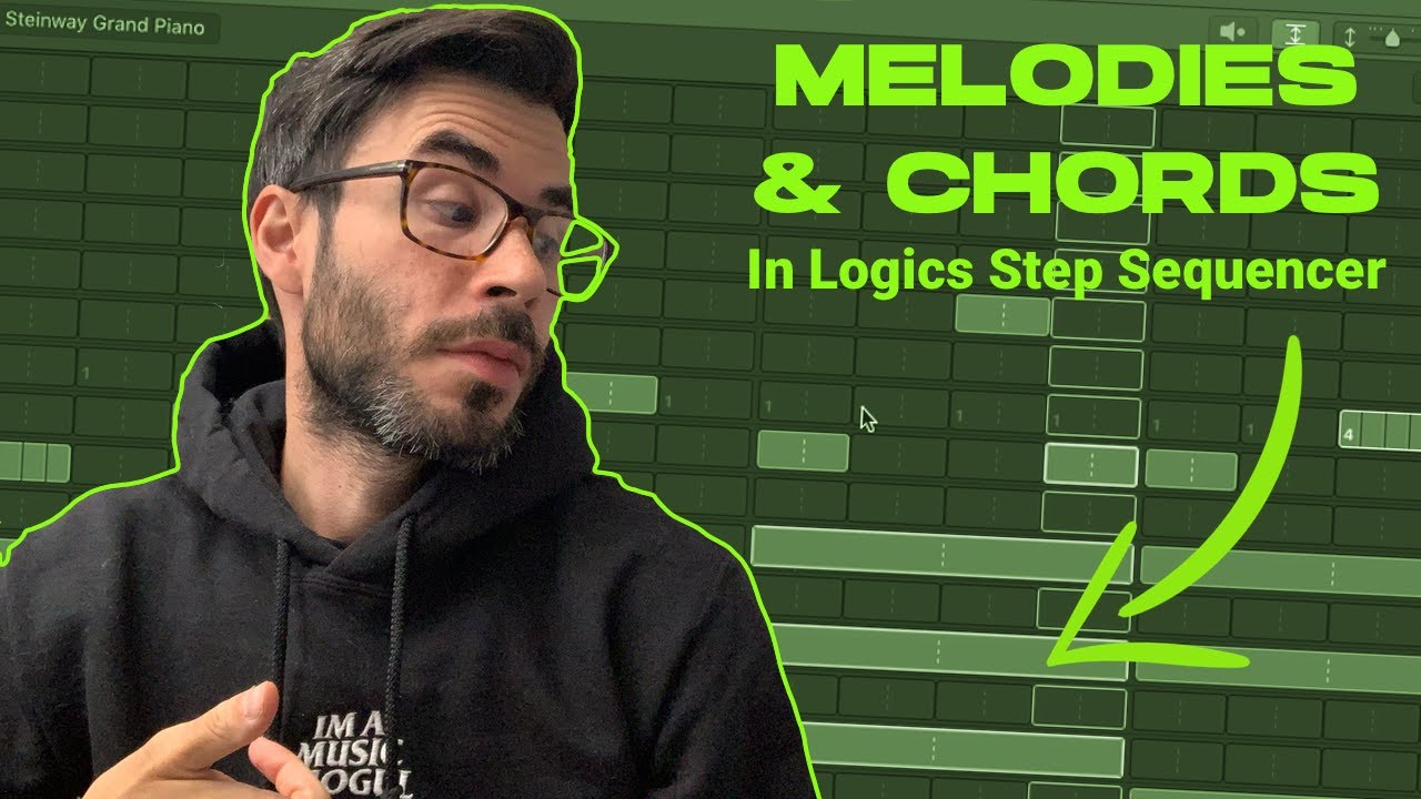 Chord/Melody Tricks you NEED TO TRY with Logics Step Sequencer